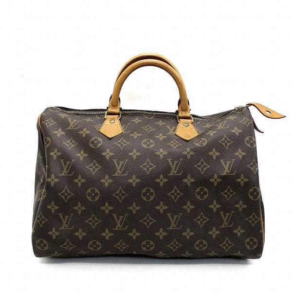 ルイヴィトン Louis Vuitton モノグラム スピーディ35 M41524 バッグ ボストンバッグ レディース ★送料無料★【中古】【あす楽】
