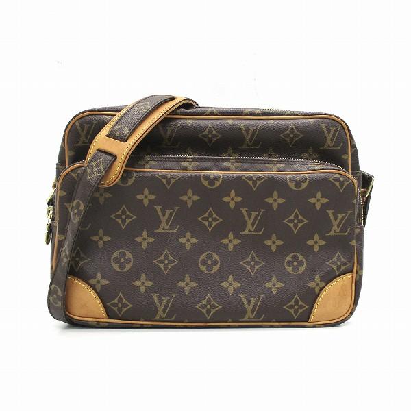 ルイヴィトン Louis Vuitton モノグラム ナイル M45244 バッグ ショルダーバッグ レディース ★送料無料★【中古】【あす楽】