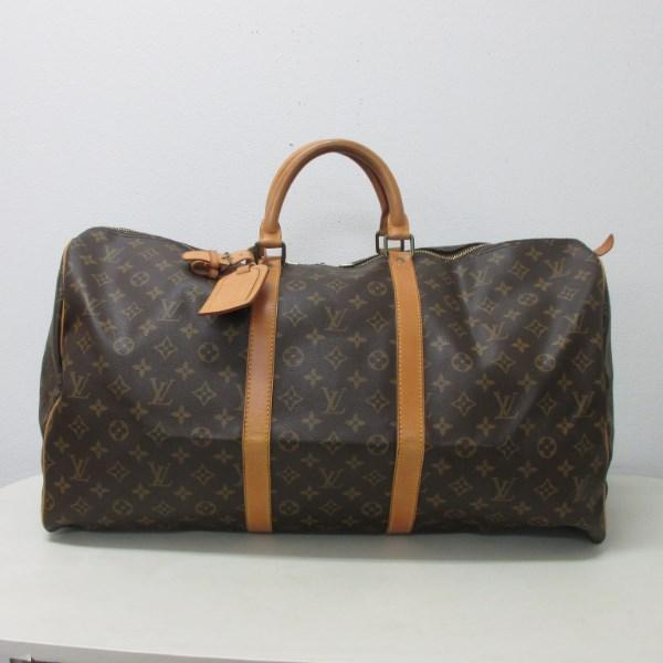ルイヴィトン Louis Vuitton モノグラム キーポル55 M41424 ボストンバッグ ユニセックス ★送料無料★【中古】【あす楽】
