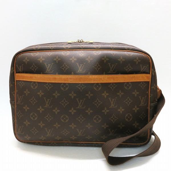 ルイヴィトン Louis Vuitton モノグラム リポーターGM M45252 バッグ ショルダーバッグ 斜め掛け ユニセックス ★送料無料★【中古】【あす楽】