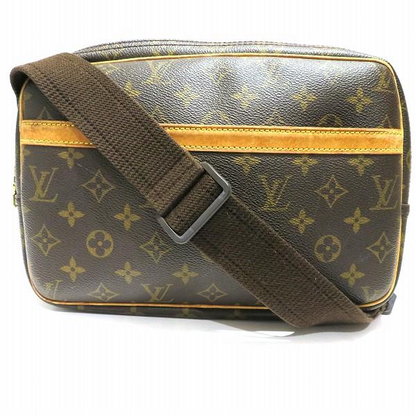 ルイヴィトン Louis Vuitton リポーターPM M45254 モノグラム バッグ ショルダーバッグ ユニセックス ★送料無料★【中古】【あす楽】