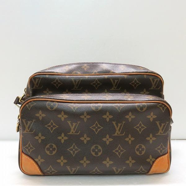 ルイヴィトン Louis Vuitton モノグラム ナイル M45244 バッグ ショルダーバッグ ユニセックス ★送料無料★【中古】【あす楽】