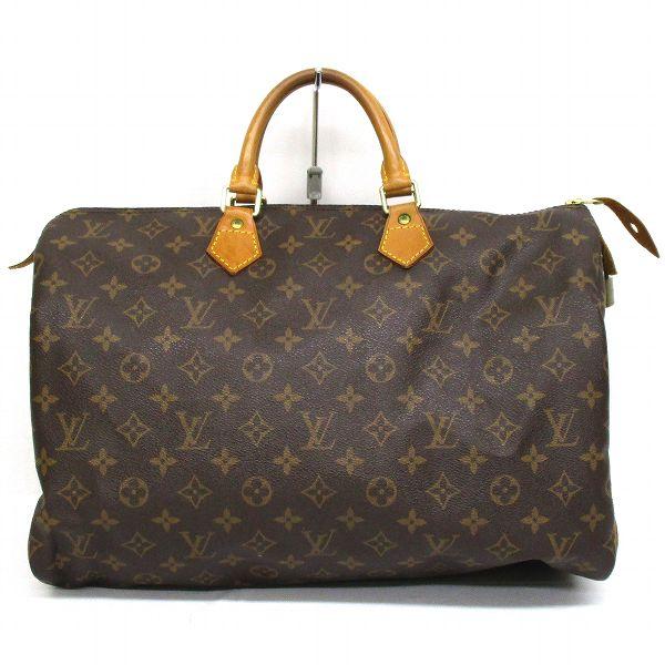 ルイヴィトン Louis Vuitton モノグラム スピーディ40 M41522 バッグ ハンドバッグ レディース ★送料無料★【中古】【あす楽】
