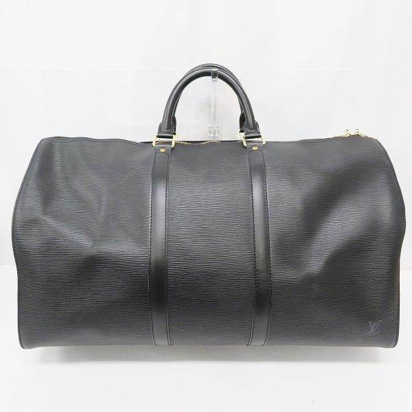 ルイヴィトン Louis Vuitton エピ ノワール キーポル50 M42962 バッグ ボストンバッグ ユニセックス ★送料無料★【中古】【あす楽】