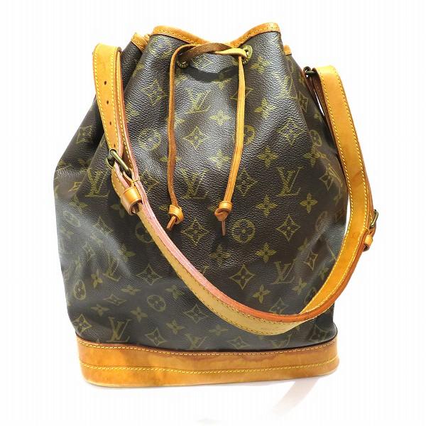 ルイヴィトン Louis Vuitton モノグラム ノエ M42224 ショルダーバッグ レディース ★送料無料★【中古】【あす楽】