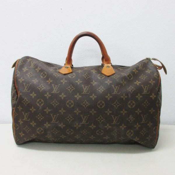 ルイヴィトン Louis Vuitton モノグラム スピーディ40 M41522 バッグ ハンドバッグ ユニセックス ★送料無料★【中古】【あす楽】
