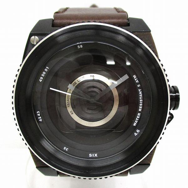 タックス TS1405 クォーツ 時計 腕時計 メンズ ★送料無料★【中古】【あす楽】