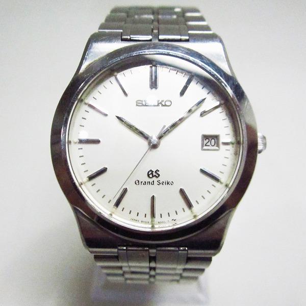 セイコー グランドセイコー 8N65-9000 クォーツ 時計 腕時計 メンズ ★送料無料★【中古】【あす楽】