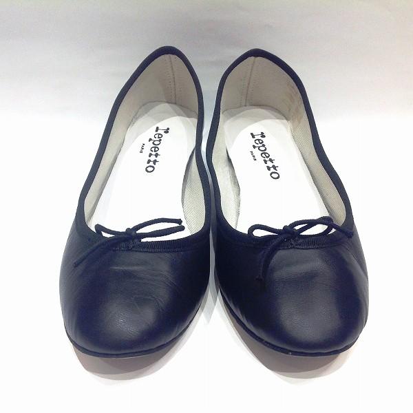 レペットバレリーナ ノワール V511VA 37 靴 パンプス レディース 小物 ★送料無料★【中古】【あす楽】