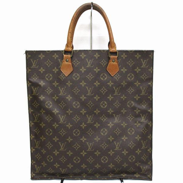 ルイヴィトン Louis Vuitton モノグラム サックプラ M51140 バッグ トートバッグ ユニセックス ★送料無料★【中古】【あす楽】