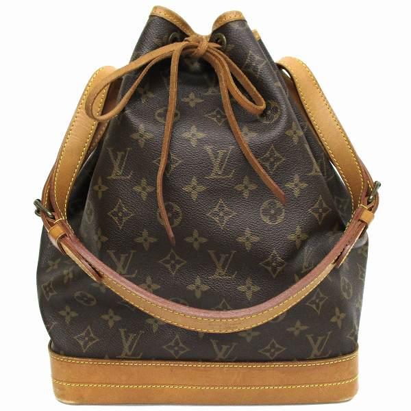 ルイヴィトン Louis Vuitton ノエ M42224 巾着型 バッグ ショルダーバッグ レディース ★送料無料★【中古】【あす楽】