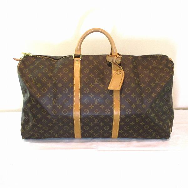 ルイヴィトン Louis Vuitton モノグラム キーポル60 M41422 ボストンバッグ ★送料無料★【中古】【あす楽】