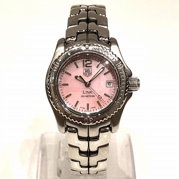 タグホイヤー LINK WT141MABA0560 クォーツ レディース時計 腕時計 レディース ★送料無料★【中古】【あす楽】