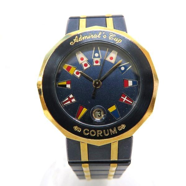 コルム アドミラルズカップ 時計 腕時計 レディース ★送料無料★【中古】【あす楽】