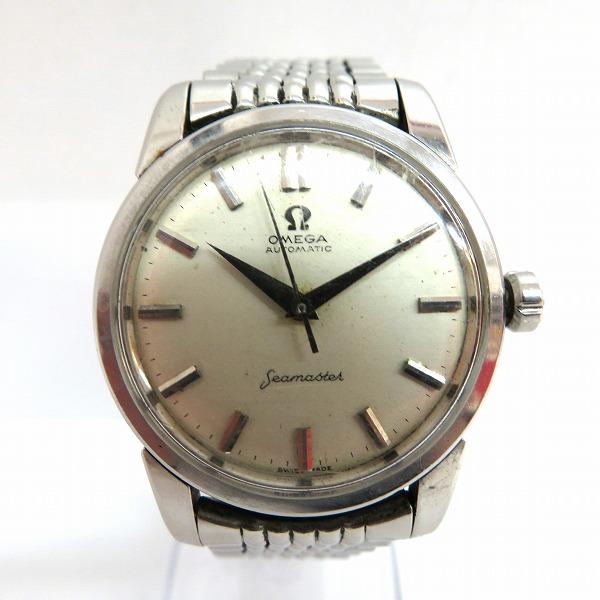 オメガ シーマスター ノンデイト 時計 腕時計 メンズ ★送料無料★【中古】【あす楽】