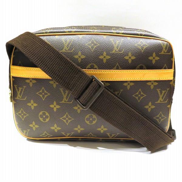 ルイヴィトン Louis Vuitton モノグラム リポーターPM M45254 ショルダーバッグ ユニセックス ★送料無料★【中古】【あす楽】