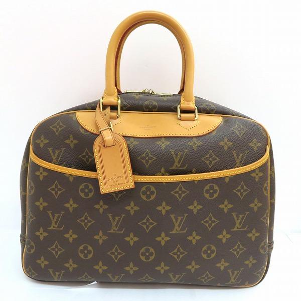 ルイヴィトン Louis Vuitton トゥルーヴィル M42228 バッグ ハンドバッグ レディース ★送料無料★【中古】【あす楽】