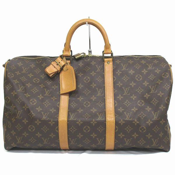 ルイヴィトン Louis Vuitton モノグラム キーポル バンドリエール50 M41416 バッグ ボストンバッグ ユニセックス ★送料無料★【中古】【あす楽】