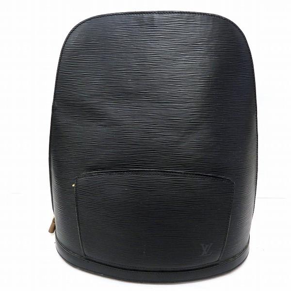 ルイヴィトン Louis Vuitton エピ ゴブラン M52292 ノワール バッグ リュック レディース ★送料無料★【中古】【あす楽】