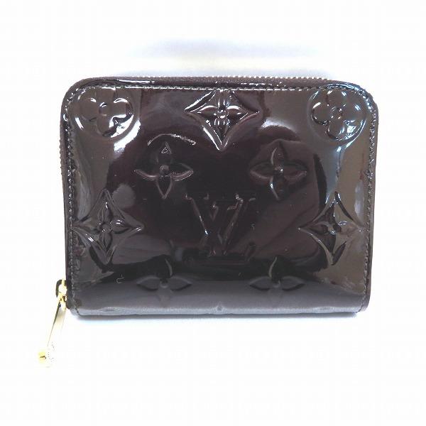 ルイヴィトン Louis Vuitton ヴェルニ ジッピー コインパース M93607 財布 コインケース レディース ★送料無料★【中古】【あす楽】