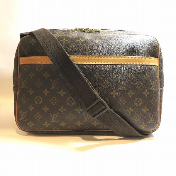 ルイヴィトン Louis Vuitton モノグラム リポーターGM M45252 バッグ ショルダーバッグ ユニセックス ★送料無料★【中古】【あす楽】