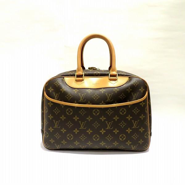ルイヴィトン Louis Vuitton モノグラム ドーヴィル M47270 バッグ ハンドバッグ レディース ★送料無料★【中古】【あす楽】