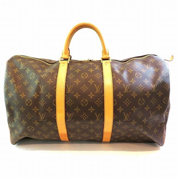 ルイヴィトン Louis Vuitton モノグラム キーポル50 M41426 バッグ ボストンバッグ レディース ★送料無料★【中古】【あす楽】