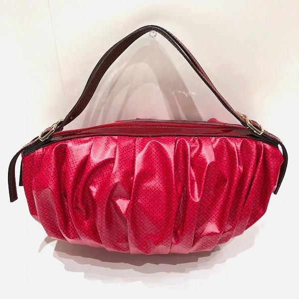 ゲラルディーニ ポーチ付きハンドバッグ バッグ レディース ★送料無料★【中古】【あす楽】
