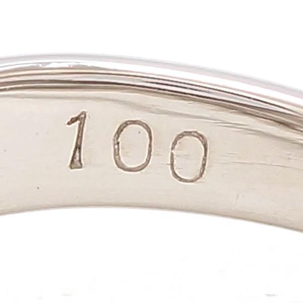 PT900 プラチナ リング 12号 ダイヤ 1 00 ジュエリー送料無料新品同様ギフトラッピング無料 あす楽rCxoBWde