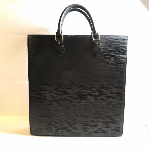 ルイヴィトン Louis Vuitton エピ サックプラ M59082 ノワール バッグ ハンドバッグ ユニセックス ★送料無料★【中古】【あす楽】