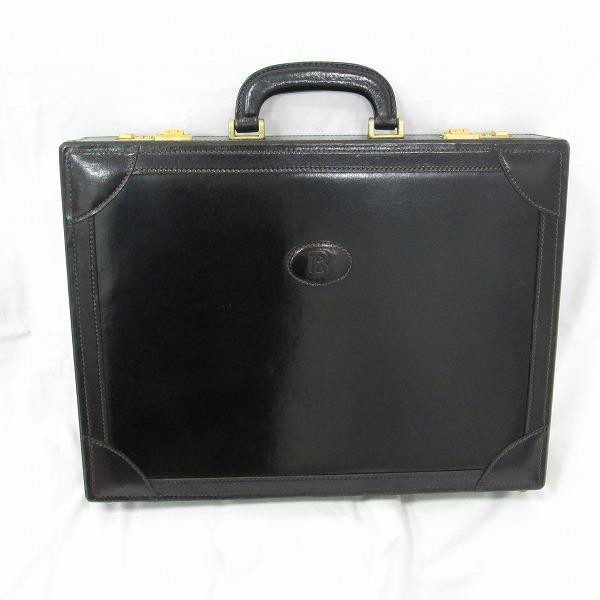 バリー アタッシュケース 黒 バッグ ビジネスバッグ メンズ ★送料無料★【中古】【あす楽】