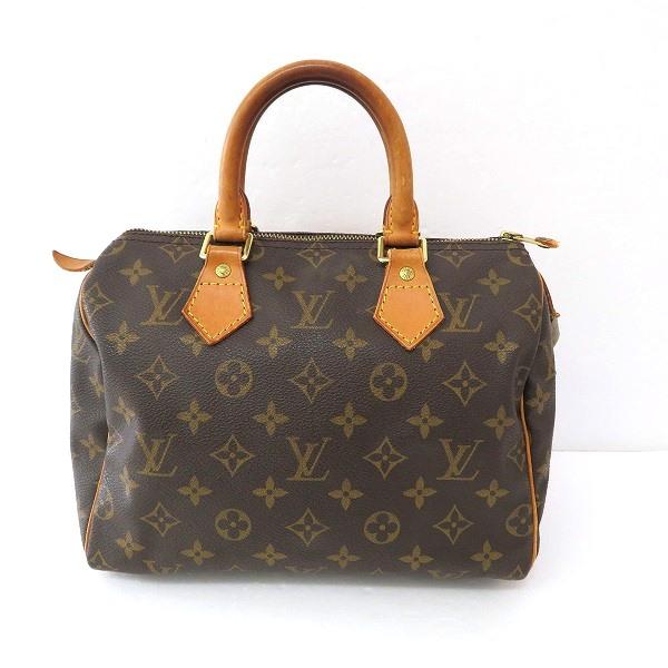 ルイヴィトン Louis Vuitton モノグラム スピーディー25 M41528 バッグ ハンドバッグ ★送料無料★【中古】【あす楽】