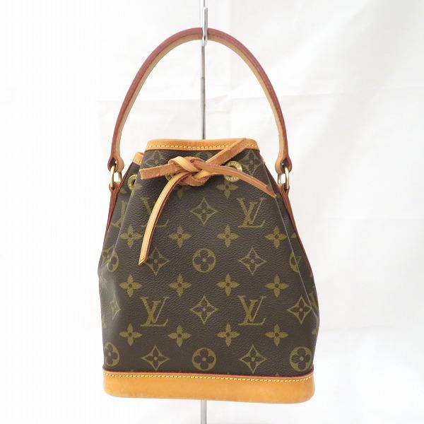 ルイヴィトン Louis Vuitton モノグラム ミニノエ M42227 バッグ ハンドバッグ レディース ★送料無料★【中古】【あす楽】