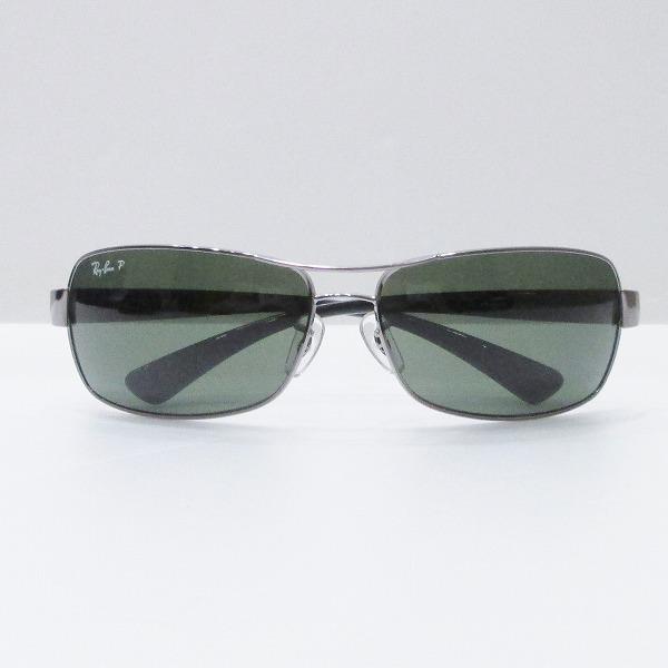 レイバン RB3379 004-58 YOSHIKIモデル 眼鏡 サングラス ユニセックス 小物 ★送料無料★【中古】【あす楽】