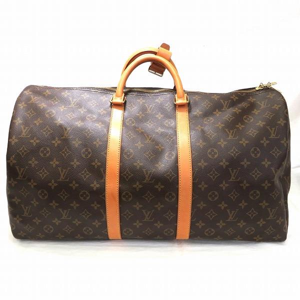ルイヴィトン Louis Vuitton モノグラム キーポル60 M41422 バッグ ボストンバッグ ユニセックス ★送料無料★【中古】【あす楽】