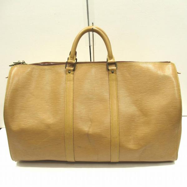 ルイヴィトン Louis Vuitton エピ キーポル50 M42968 バッグ ボストンバッグ ユニセックス ★送料無料★【中古】【あす楽】