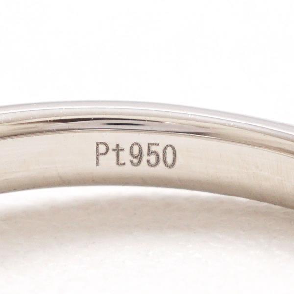 PT950 リング 9号 ダイヤ 0 277 VVS2 0 06 鑑定書 ジュエリー送料無料新品同様ギフトラッピング無料 あす楽MpLSGqVUz
