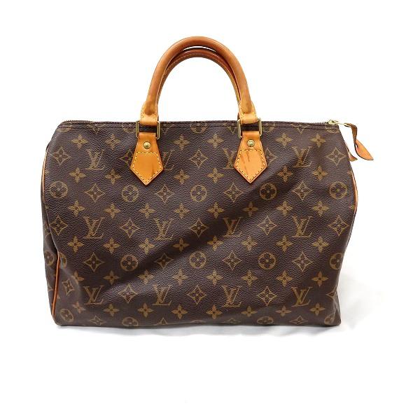 ルイヴィトン Louis Vuitton モノグラム スピーディ35 M41524 バッグ ハンドバッグ レディース ★送料無料★【中古】【あす楽】