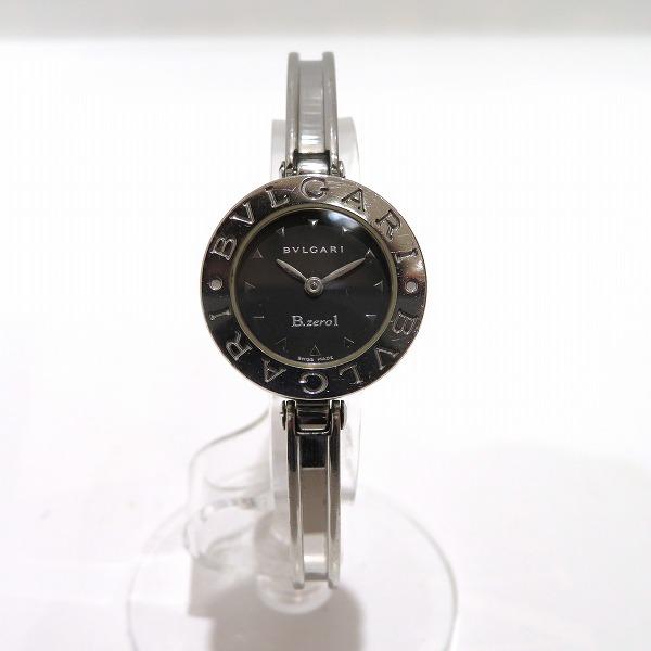 ブルガリ BVLGARI ビーゼロワン BZ22S Mサイズ バングル クォーツ 時計 腕時計 レディース ★送料無料★【中古】【あす楽】