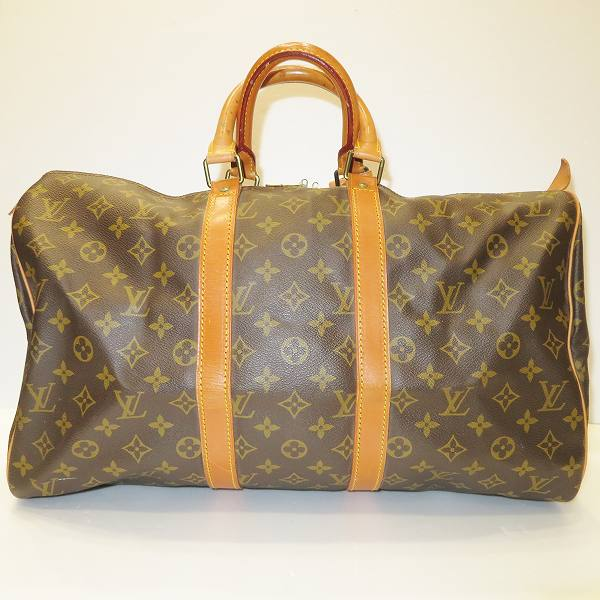 ルイヴィトン Louis Vuitton モノグラム キーポル45 M41428 バッグ ボストンバッグ ユニセックス ★送料無料★【中古】【あす楽】