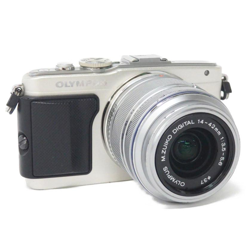 年末年始大決算 18417085-6601U-9264840446201 直営限定アウトレット OLYMPUSオリンパス ミラーレス一眼 一眼 デジタルカメラ 84 中古 Cランク