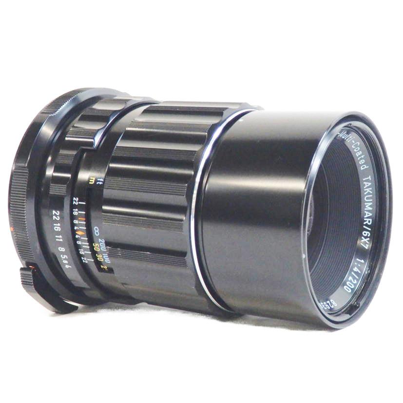 16717181-6604B-9200102146571 出荷 pentaxペンタックス 中判レンズ カメラレンズ Bランク 67 お値打ち価格で 中古