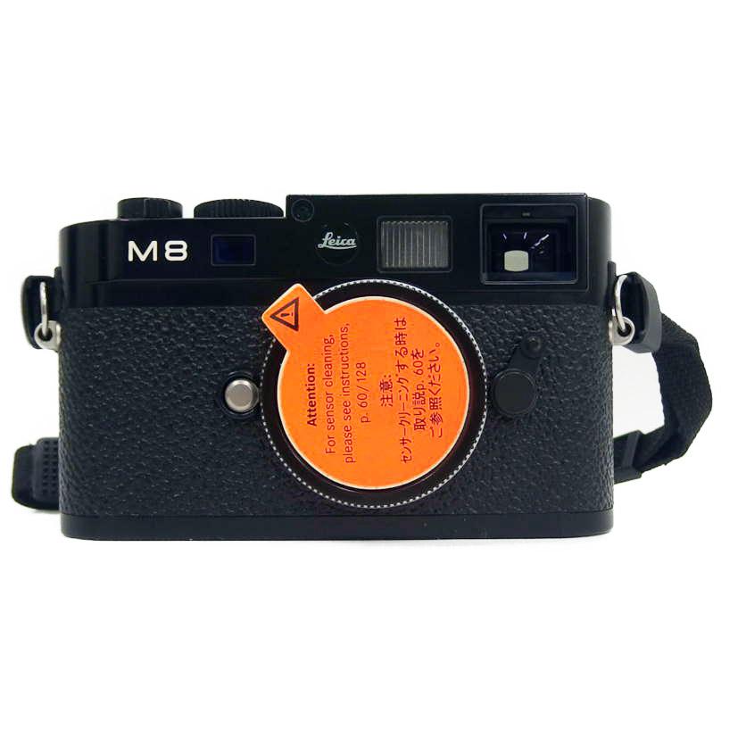 【人気商品】 【】【ライカ M8.2 ボディ】Leica (ライカ)デジタルレンジファインダーカメラ【商品ランク】☆☆☆☆/良品/細かなキズやテカリ、汚れがありますが、多少の使用感のみで状態の良い品です。【保証書付き】【82】, 須佐町 e20d7e1c