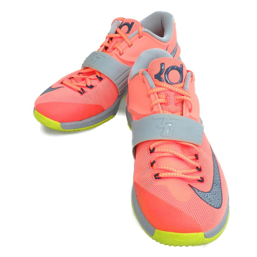 buy popular 7f517 8a018 An NIKE Nike KD7 Kevin Durant 7 basketball shoes model number: 653,996-840