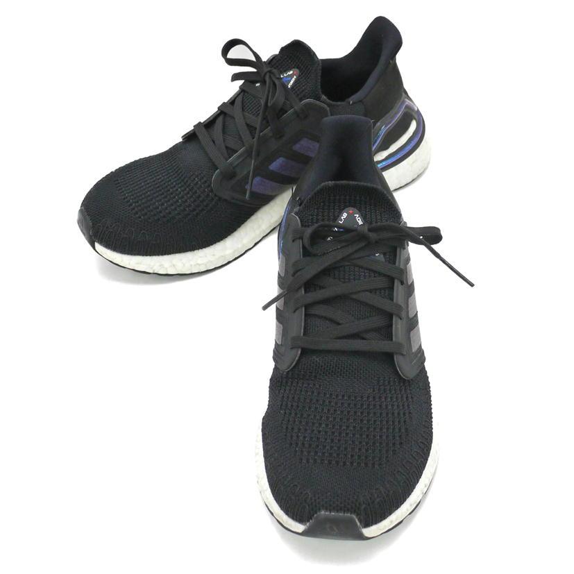 【ABランク】【25.5cm】 adidas アディダス ultraboost 20 ウルトラブースト 20 型番:EG0692 【トレーニング/ランニング/ウォーキング】【メンズ】【スニーカー】【中古】【69】