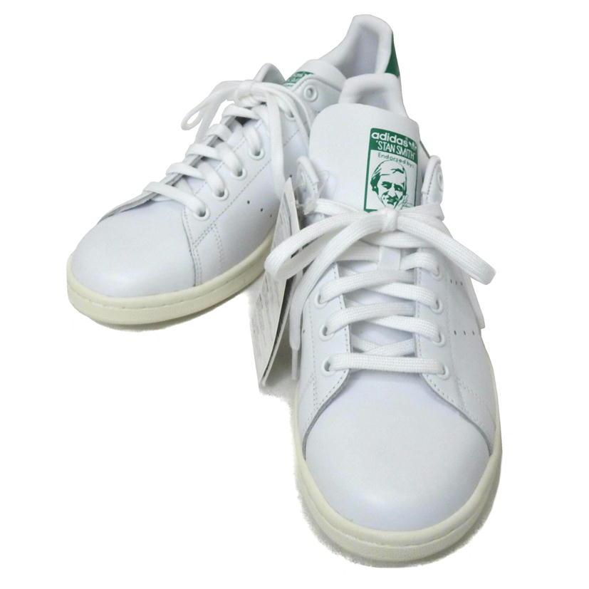 【Aランク】【27cm】 adidas アディダス STAN SMITH スタンスミス 型番:BD7432 【メンズ】【スニーカー】【中古】【78】
