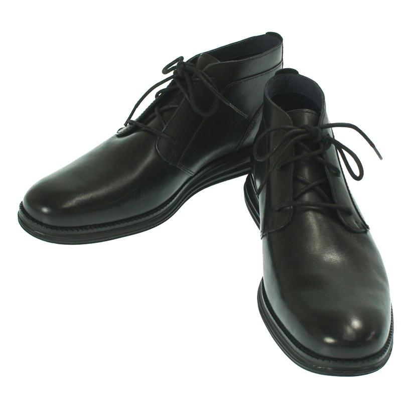 【ABランク】【約27.5cm】 COLE HAAN コールハーン オリジナルグランド チャッカ 型番:C28212 【メンズ】【ブーツ】【中古】【75】