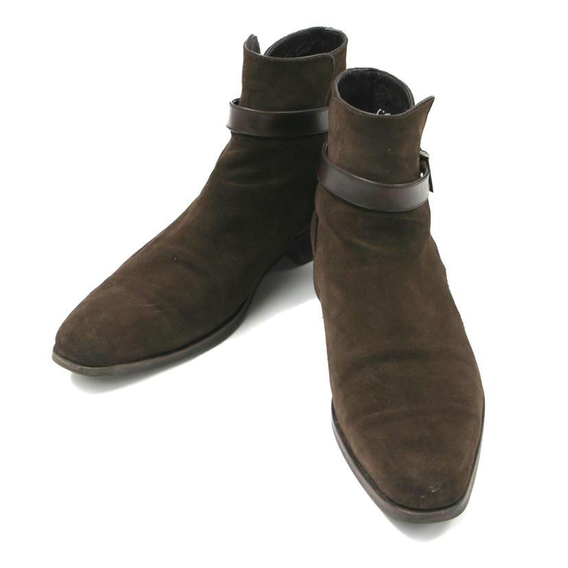 【Bランク】【約25.5~26.0cm】 42nd Royal Highlandフォーティセカンドロイヤルハイランド SUEDE JODHPUR BOOT スエード ジョッパー ブーツ 型番:CS9604SR 【メンズ】【ブーツ】【中古】【75】