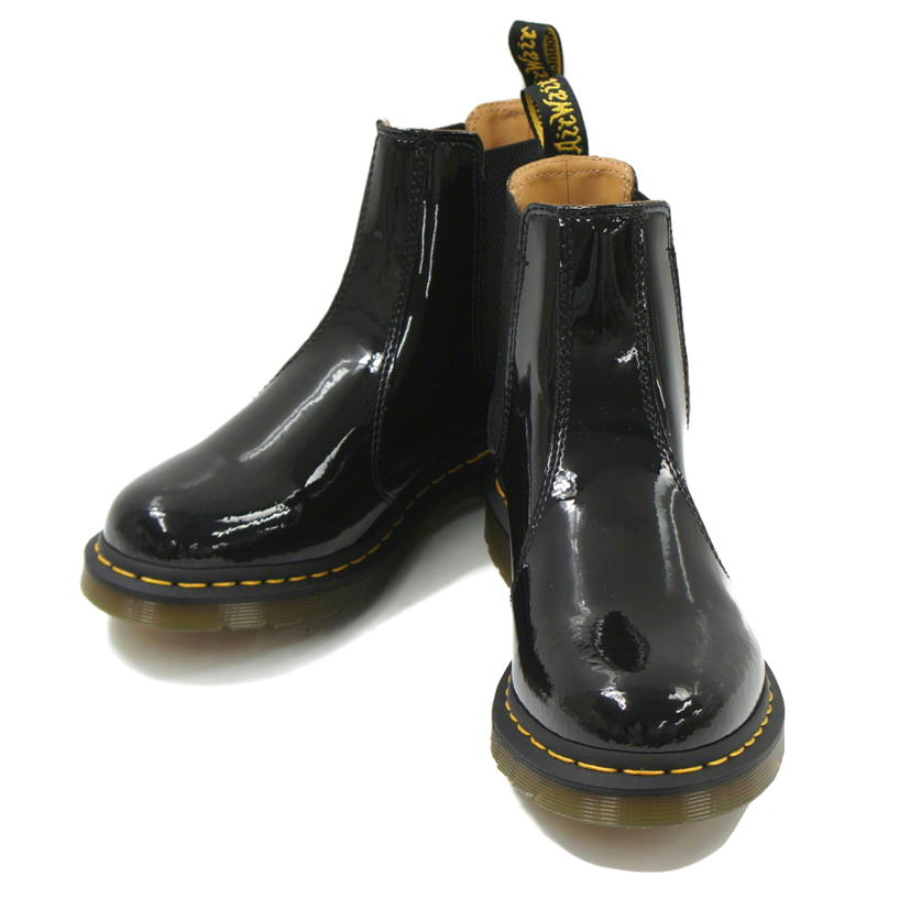 【Aランク】【約27cm】 Dr.Martens ドクターマーチン CHELSEA BOOT チェルシーブーツ サイドゴア 型番:2976 【メンズ】【ブーツ】【中古】【75】