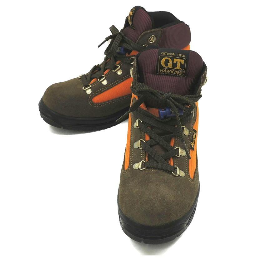 2020 大放出セール 新作 36906963-2108E-9200101892158 Bランク 23.5cm G.T.HAWKINS ジーティーホーキンス トレッキングシューズ 型番:GT-9001J レディース 登山 カジュアル 69 トレッキング 中古
